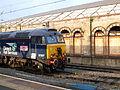 "57307 ""Lady Penelope"" Thunderbird locomotive at Crewe 02.jpg"