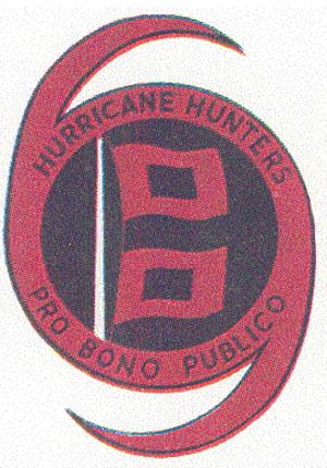59th Weather Reconnaissance Squadron - Image: 59 Weather Reconnaissance Flt emblem