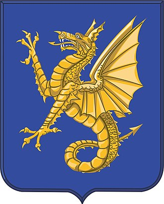 69th Infantry Regiment (United States) - Coat of arms
