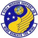 910 Mission Support Sq emblem.png