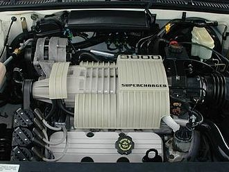Buick V6 engine - Nm