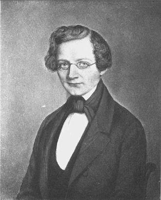 August Wilhelm von Hofmann - Hofmann, 1846
