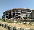 ACA cricket stadium at Mangalagiri (April 2019) 6.jpg