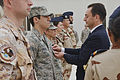 AFCENT celebrates French Bastille Day with Coalition partners 150714-F-BN304-055.jpg