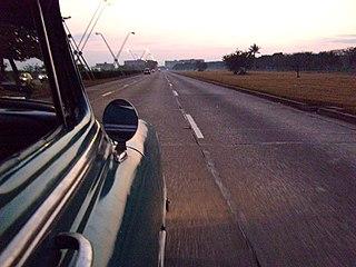 Autopista A1 (Cuba) Motorway in Cuba