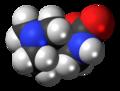 AR-R17779 molecule spacefill.png