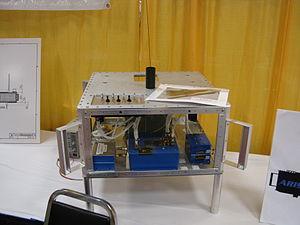 Kedr - ARISSat-1 at Dayton Hamvention 2010