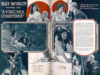 <i>A Virginia Courtship</i> 1921 film