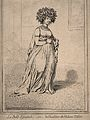 A beautiful black South American lady, wearing elaborate clo Wellcome V0014900.jpg