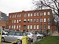 A big old brick building on the east side of Ontario Street -n.jpg