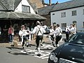 A different sort of knees up at Dunster - geograph.org.uk - 925211.jpg