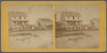 A party at Plum Island. (Group playing croquet in front of a house.), from Robert N. Dennis collection of stereoscopic views.png