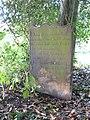 A strange epitaph..... - geograph.org.uk - 1030814.jpg