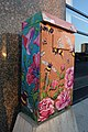 A well decorated post box (plus we saw some live bees tonight) - Regina (44014166772).jpg