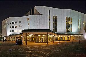 Harald Deilmann - Essen Opera House