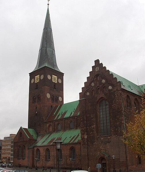 Cathédrale d'Aarhus