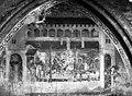 Abbaye (ancienne) - Peinture murale située dans le cloître - Les Noces de Cana - Abondance - Médiathèque de l'architecture et du patrimoine - APMH00003417.jpg