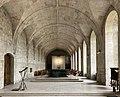 Abbaye Notre-Dame du Bec, église abbatiale, intérieur.jpg
