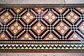 Abbess Roding - St Edmund's Church - Essex England - chancel sanctuary floor tiles.jpg