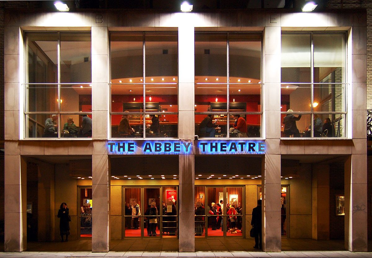 Image result for abbey theatre dublin