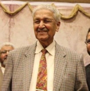 Abdul Qadeer Khan Pakistani nuclear engineer