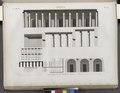 Abydus (Abydos). Plan, élévation et coupes de palais (NYPL b14212718-1268131).tiff