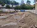 Acheological excavation rue St Ulic 10-08-2020 1.jpg