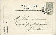 Achterkant Le Kattendijck briefkaart.jpg