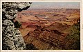 Across from Grand View Point, Grand Canyon National Park, Fred Harvey (NBY 19038).jpg