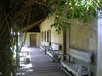California Historical Landmarks in Los Angeles County - Image: Adobe de Palomares