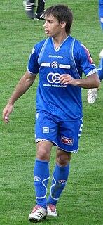 Adrián Calello Argentine footballer