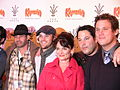 Adrian Pasdar, Jesse Spencer, Cristine Rose, Greg Grunberg, and Bob Guiney.jpg