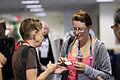 Adrianne Wadewitz at Wikimania 2012 - 08.jpg