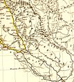 Adrien-Hubert Brué. Asie-Mineure, Armenie, Syrie, Mesopotamie, Caucase. 1822 (JA).jpg