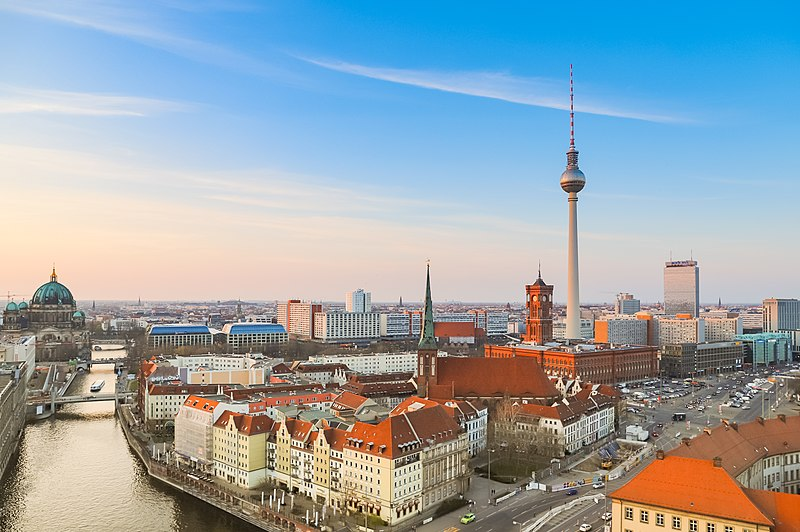Прирост населения в Берлин практически полностью прекратился из-за пандемии Covid-19