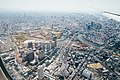 Aerial view of Osaka Castle and surrounding areas.jpg