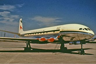 Union Aéromaritime de Transport - UAT operated three De Havilland Comet 1A in 1954.