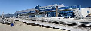 Yakutsk Airport - Image: Aeroport Yakutsk 02