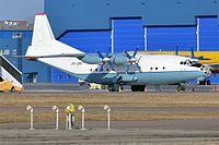 UR-CBG - AN12 - Cavok Air