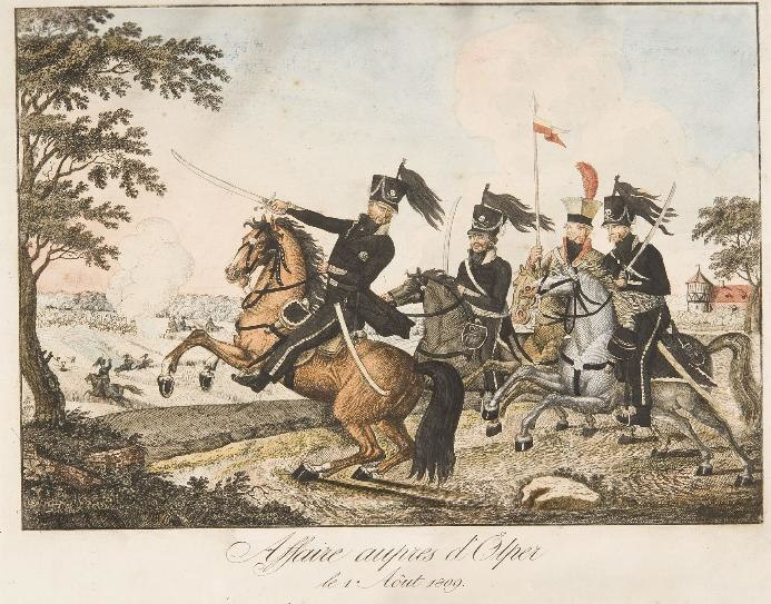 Affaire aupres d Ölper 1809