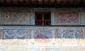 Affreschi della facciata di palazzo dell'antella, 1619, sottotetto 10 prudenza di gdsg.JPG