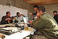 Afghan Local Police, Afghan Ministry of the Interior inprocessing 111219-N-UD522-045.jpg