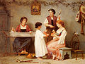 Afternoon pasttimes by Alfred de Curzon.jpg