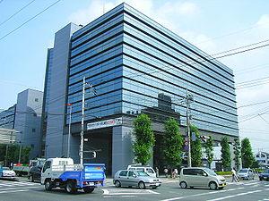 Ageo, Saitama - Ageo City Hall