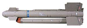 Missiles (Air-Air / Air-Sol / Air-Mer) roquettes et bombes en dotation. - Page 8 300px-Agm130_sideview