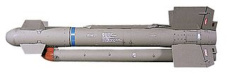 AGM-130 Air-to-surface guided missile