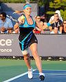 Agnes Szavay at the 2010 US Open 04.jpg