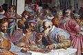Agostino ciampelli, banchetto di assuero 06 bernadetto e alessandro de' medici vescovo.JPG