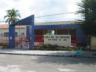Education policy in Brazil - Escola Professor José Constantino