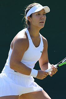 Kristie Ahn American tennis player